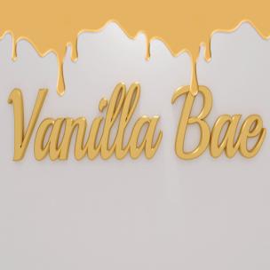 _ Vanilla Bae _ Logo