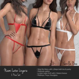 Vanilla Bae Naomi for Bound Box Image