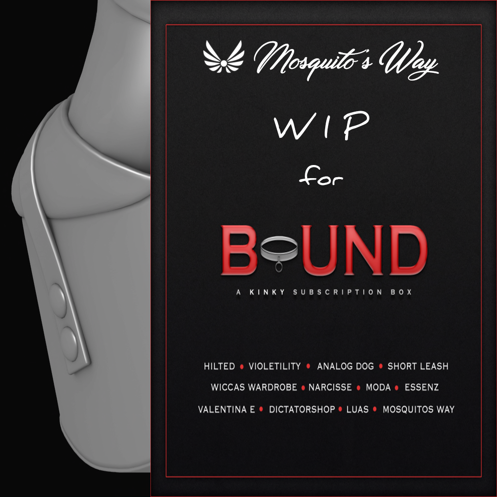 Mosquito's Way - WIP for Bound Box - November