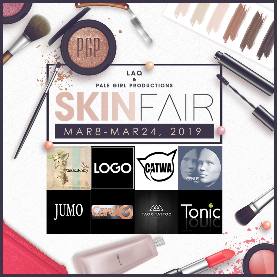 Skin Fair Ends Tomorrow!
