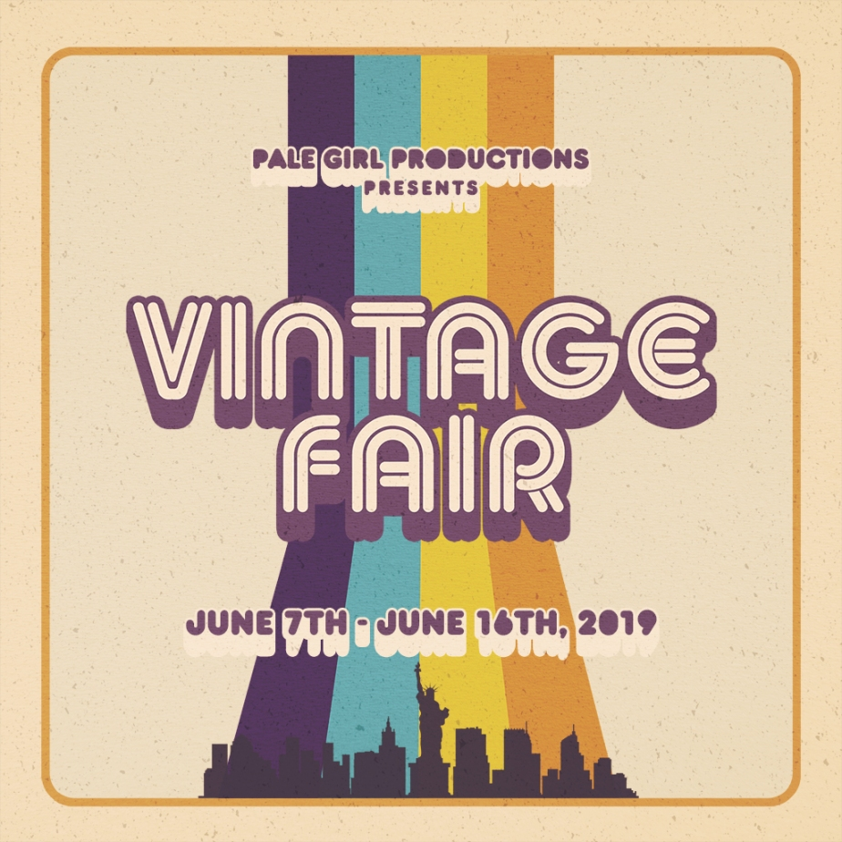 Vintage Fair 2019 – Designer Appliations!