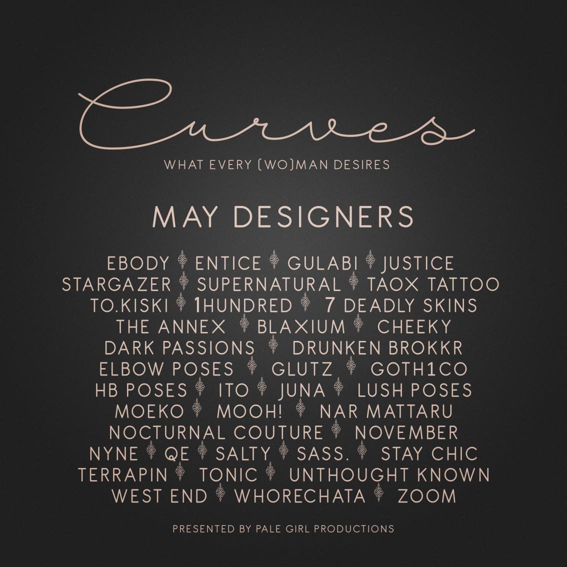 Curves – May2019