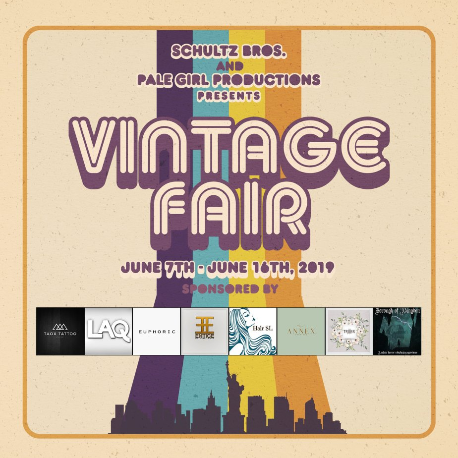 Vintage Fair 2019 – Early Access!