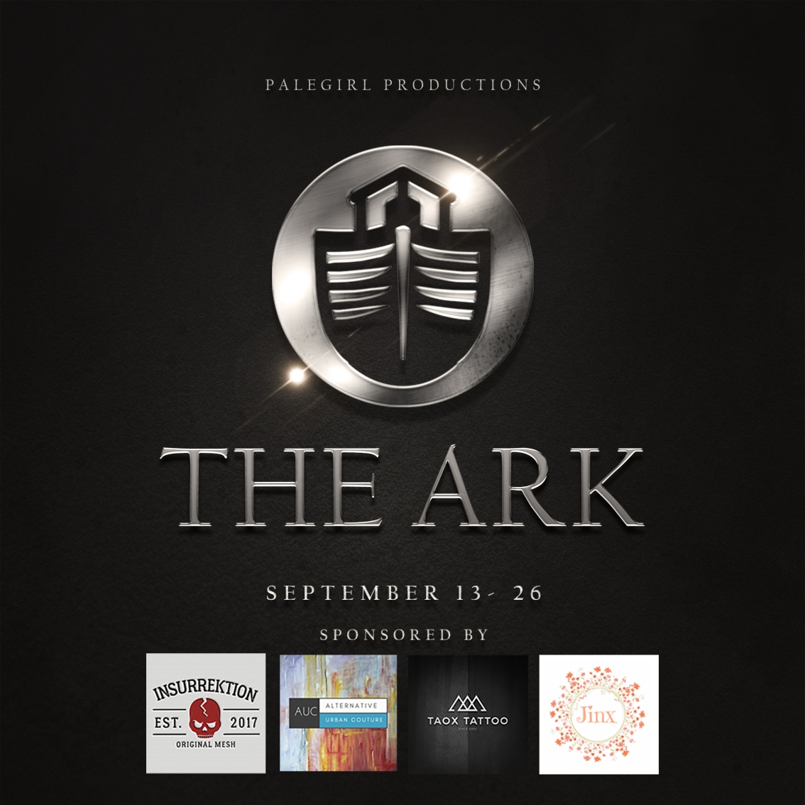 The Ark – Open Now!