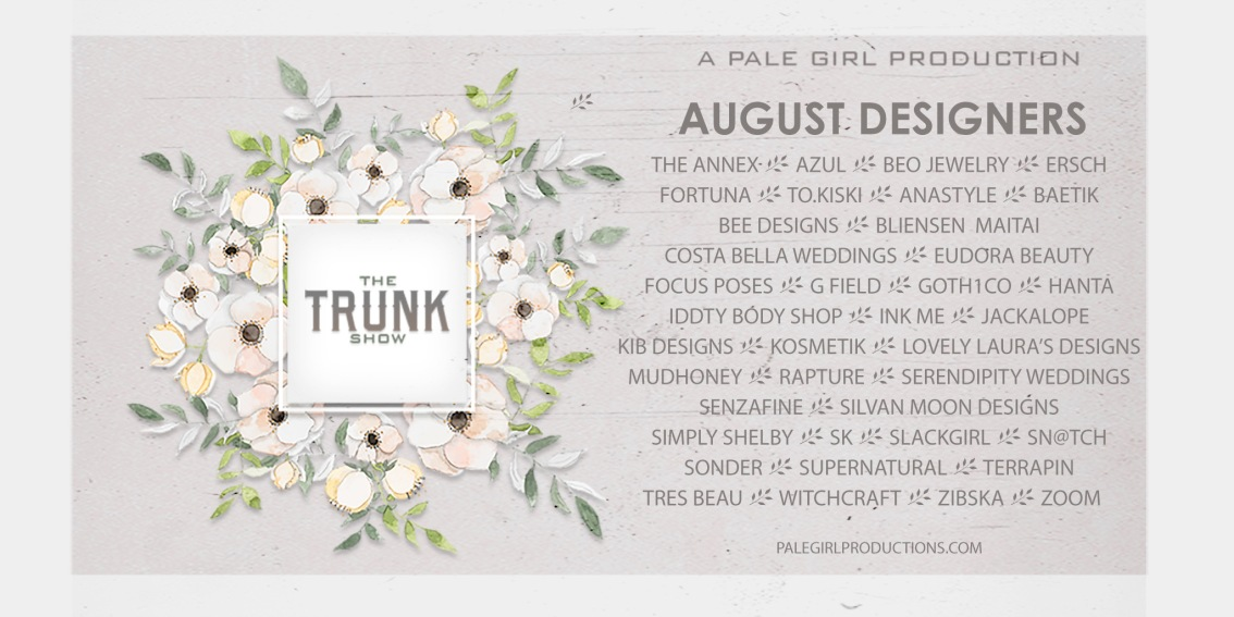 The Trunk Show – Last Few Days!