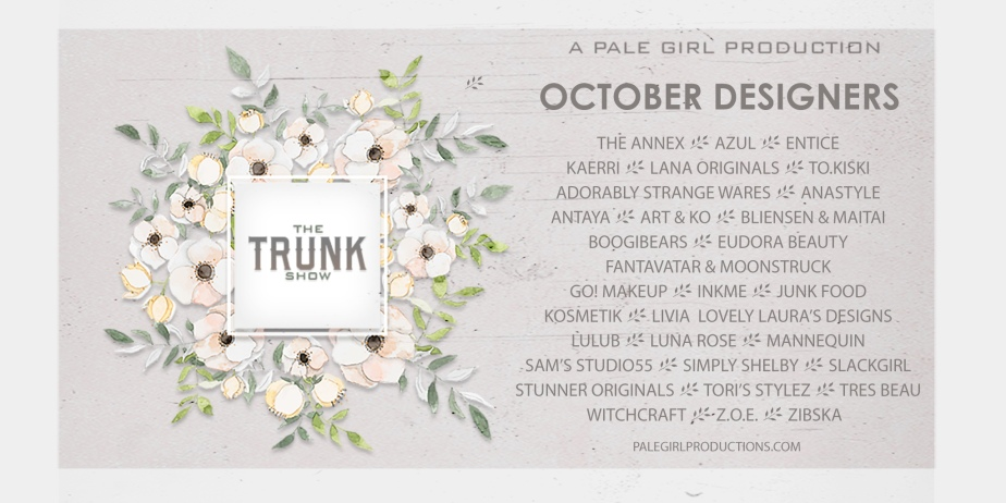 The Trunk Show – Be Glamorous!