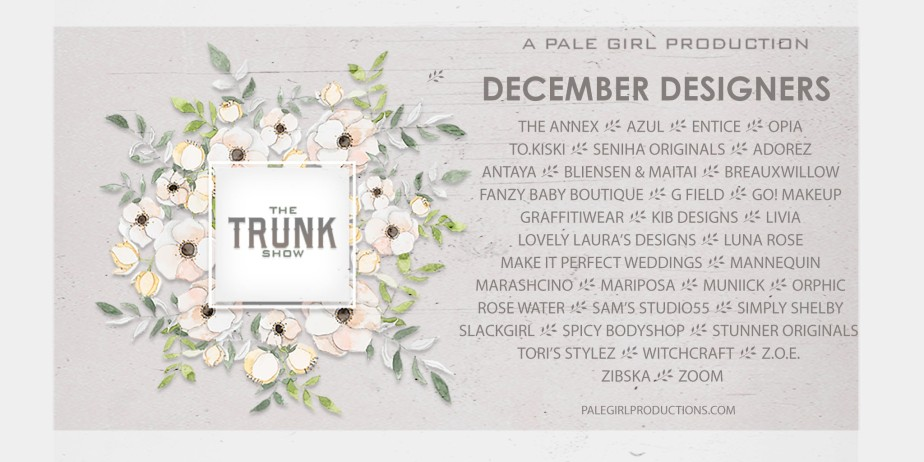 The Trunk Show – December!
