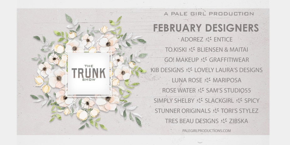 The Trunk Show – February