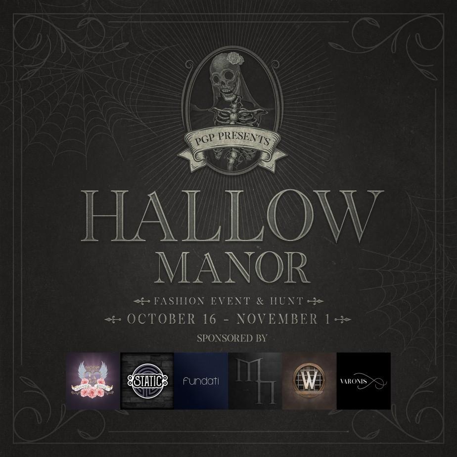 Hallow Manor 2020Participants